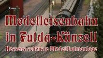 Modelleisenbahn Fulda Künzell Schönste Modellbahn in Hessen - Ein Video von Pennula für alle Freunde der Modelleisenbahn bzw. Modellbahn