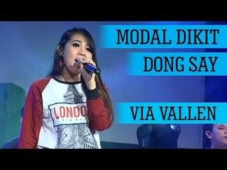 Via Vallen - Modal Dikit Dong Say [Official]