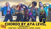 BAMBI JAHYANAI RUN DI PLACE MIX - DANCEHALL CHOREO BY AYA LEVEL