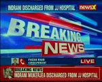 Indrani discharged from JJ hospital; will be taken to Byculla jail