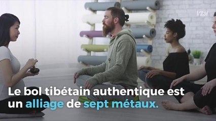 Le bol tibétain, mystérieux accessoire en yoga et méditation
