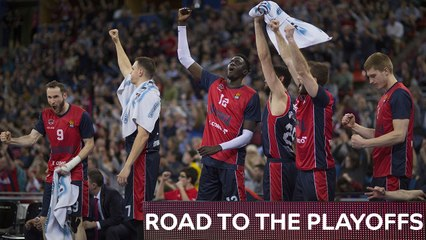 Road to the Playoffs: Baskonia Vitoria Gasteiz