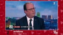 """""""Je reconnais une responsabilité"""" : François Hollande revient sur la révélation de son histoire avec Julie Gayet"""