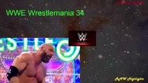 Kurt Angle & Ronda Rousey vs Triple H & Stephanie McMahon Full Match | WWE WrestleMania 34