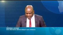 POLITITIA - Sierra Leone: Une alternance démocratique sans violence (3/3)