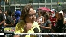 teleSUR noticias. Protestan en Brasil contra recortes a la educación