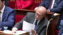 Les députés France insoumise quittent l'hémicycle après une question coupée d'Autain