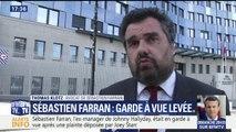 "BFM TV : L'avocat de Sébastien Farran explique que le manager est ""laissé libre"""