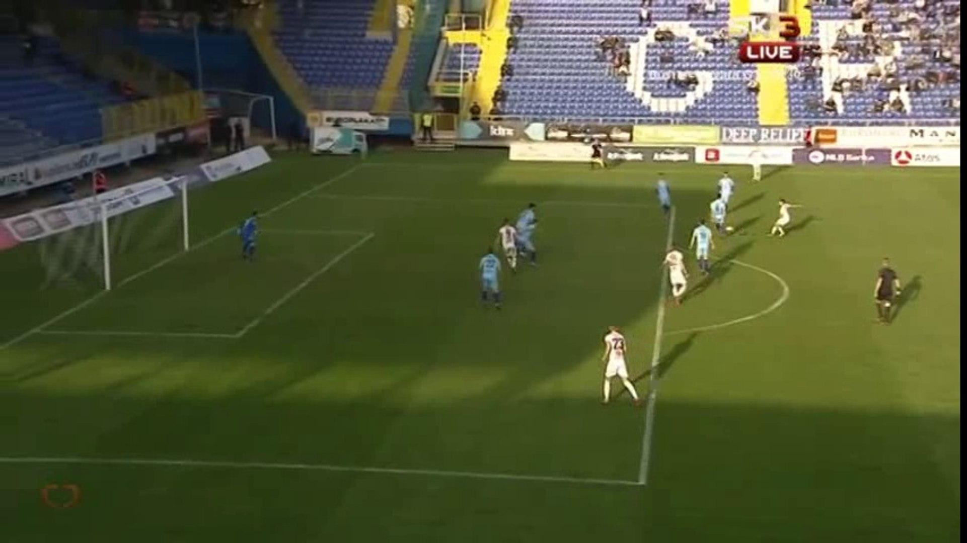 FK Željezničar - FK Sloboda 0:0 (Kup) [Highlights]