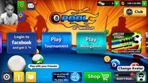 How To Win 100 Million Coins in 8 Ball Pool - BACK TO BACK WINS