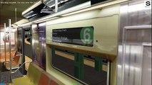 OpenBVE Virtual Railfanning: [WIP] R62A, R142, & R142A @ 14th Street Union Square