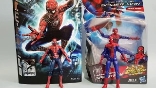 Spider-man SDCC new & Amazing Spider-man Movie 3.75