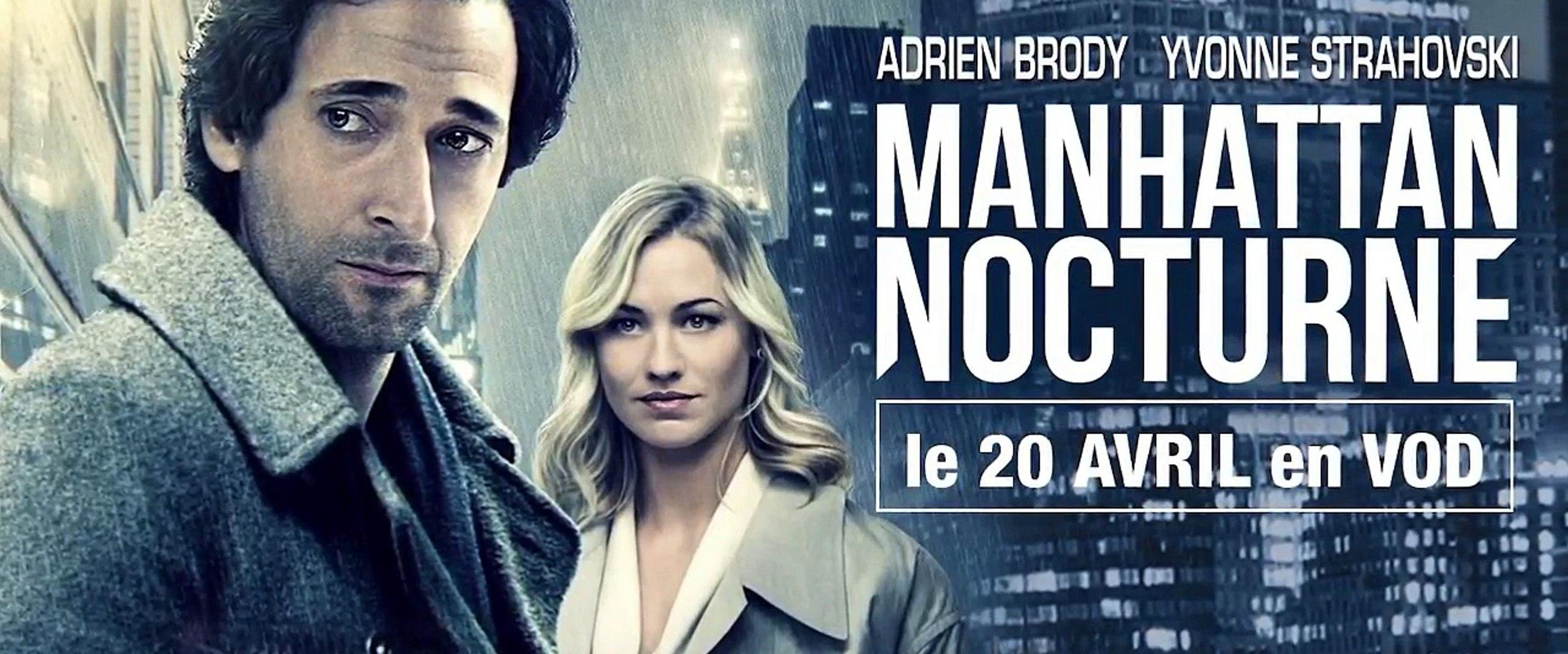 Manhattan Nocturne Bande Annonce Vf (thriller, 2018) Adrien Brody, Yvonne Strahovski-8