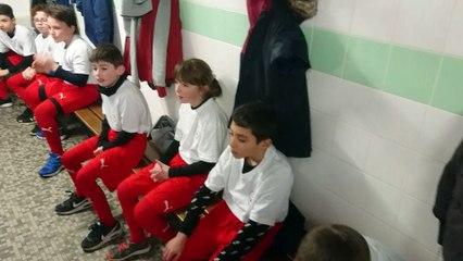 Escort kids 2018 : Niort-Nimes