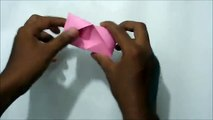 How to Make Pen Holder with Paper, a Paper Pencil Holder | Easy origami pen holders for beginners