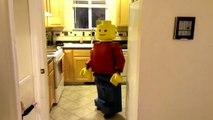 Costume Lego fait maison