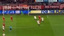 Bayern Munich 0-0 Sevilla - All Goals & Highlights 11.04.2018 HD