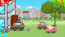 WHEELY Car: Wonderful TREE HOUSE for Happy Friend Cars - #18 - Cars Cartoons from PlayLand