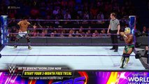Kalisto vs. Akira Tozawa- WWE 205 Live, April 10, 2018