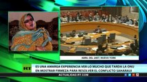 """""""A los saharauis nos duele que la justicia se postergue y prevalezcan los beneficios económicos"""""""