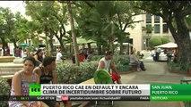 """""""Claro caso de colonialismo de EEUU"""": ¿Puerto Rico sumergido en la pobreza?"""
