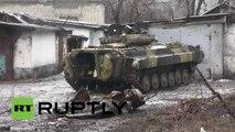 Destrucción total: Uglegorsk, 'ciudad de la muerte' ucraniana