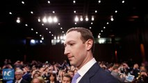 Mark Zuckerberg said he's a victim of the Facebook data harvesting scandal, too. On his second day testifying before Congress, the Facebook CEO said he was amon