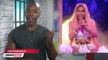 Nicki Minaj Announces TWO New Songs & BREAKS Social Media Silence