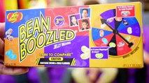 JELLY BELLY CHALLENGE de CHANTEURS avec MAX & MANGO (Bean Boozled Challenge)