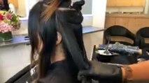 Balayage Hair Color Technique - How to balayage hair - Balayage tips and tricks