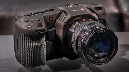 Blackmagic Pocket Cinema Camera 4K : Prise en main