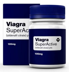 Viagra (sildenafil) super active 100mg Review