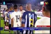 Torneo de Verano 2018: Alianza Lima ganó 2 a 0 a Universitario de Deportes