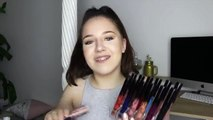 Kylie Cosmetics Lip Kit Swatches | KyMajesty, Mattes + Glosses ♡ Sarah Fritz
