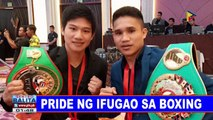 SPORTS BALITA: Pride ng Ifugao sa boxing