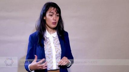 Interview de Samira Sameur, responsable du pôle régions de l'UDES, sur la formation professionnelle dans les TPE-PME de l'économie sociale et solidaire