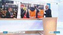 """SNCF : """"La continuité du service public assuré au maximum"""" ce week-end, assure Pepy"""