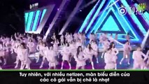 Tung ca khúc chủ đề, Produce 101 bản nữ Trung Quốc bị netizen chê quá nhạt nhẽo