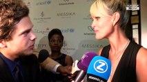 """Laeticia Hallyday : """"les bêtises"""" de Laura Smet, sa relation avec Nathalie Baye, elle se confie"""