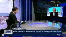 Serge Klarsfeld : souvenir d'un rescapé, parcours d'un combattant