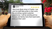 Extreme Auto Body Pueblo Impressive Five Star Review by David Kostka