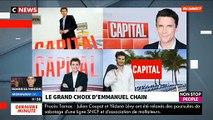 """Emmanuel Chain donne son avis sur le """"19h de Delahousse""""... mais se trouve très ennuyé face au """"Grand Choix"""" de Morandini Live"""