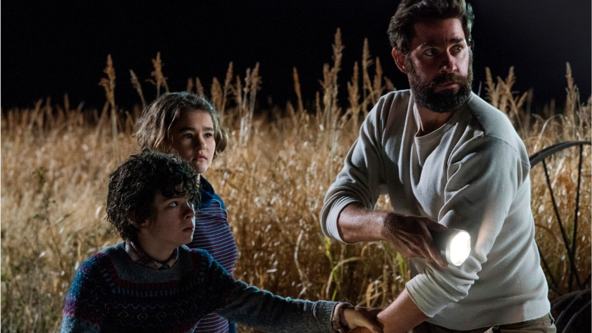 John Krasinski Reveals 'A Quiet Place' Monsters Are From Outer Space