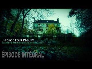 Enquête paranormale S01-EP09: Un choc pour l'équipe