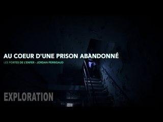 AU COEUR D'UNE PRISON ABANDONNÉE - URBEX