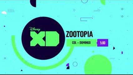 "PROMO ""ZOOTOPIA"" (15-04-2018) EN DISNEY XD"