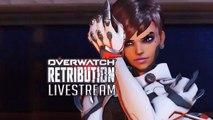 Overwatch Retribution PVE CO-OP Horde Mode Returns | GameSpot LIVE Replay