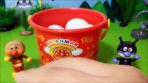 アンパンマン たまご❤アンパンマンおもちゃアニメ キャラクター エピソード1 Anpanman Surprise Eggs