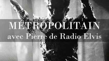 KENT Ft. Pierre Guénard (Radio Elvis) - Métropolitain - Live au Café de la Danse, 2017 (Officiel)