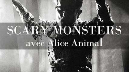 KENT Ft. Alice Animal - Scary Monsters - Live au Café de la Danse, 2017 (Officiel)